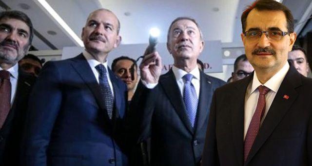ABD, Hulusi Akar, Süleyman Soylu ve Fatih Dönmez'e yönelik yaptırımları kaldırdı