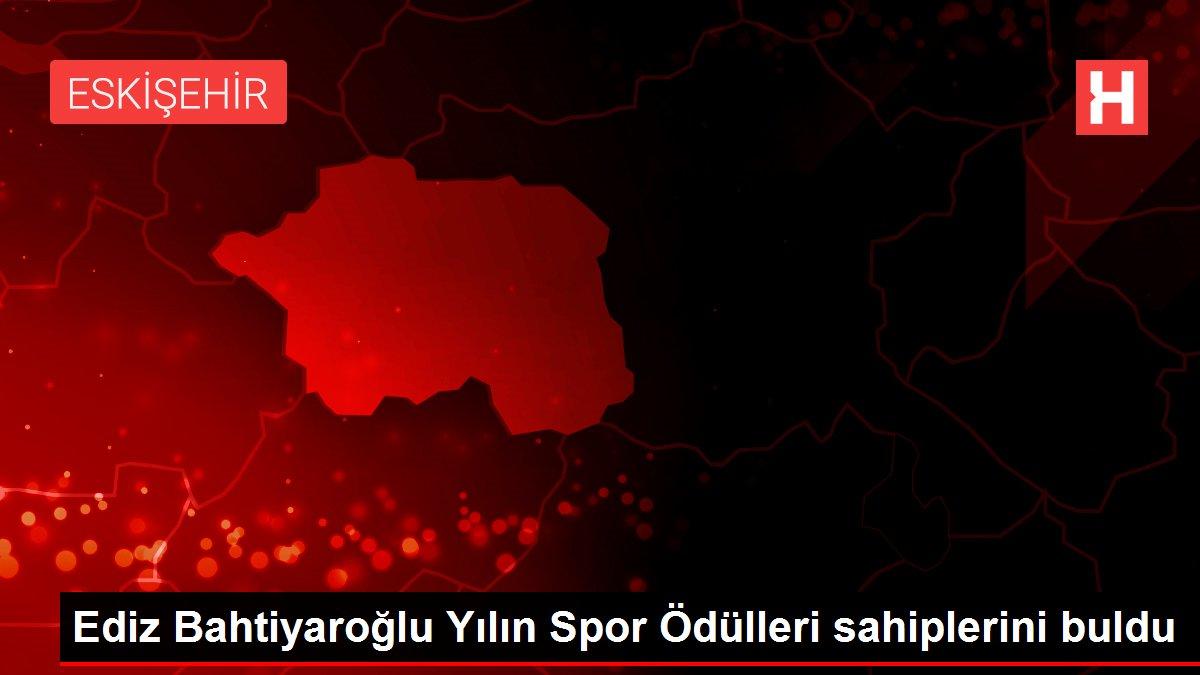 Ediz Bahtiyaroğlu Yılın Spor Ödülleri sahiplerini buldu