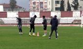 Hatayspor'da Akhisarspor maçı hazırlıkları sürüyor