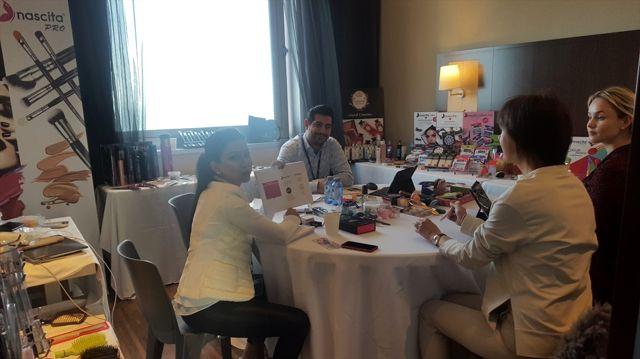İKMİB, Ur-Ge Projesi ile kozmetik sektörünü Barselona'da bir araya getirdi