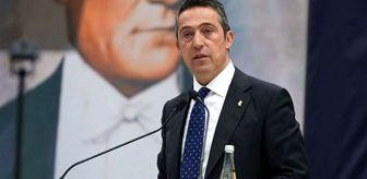 Cem Uzan: Trabzonspor'un eski başkanı İbrahim Hacıosmanoğlu, Ali Koç'a verdi veriştirdi