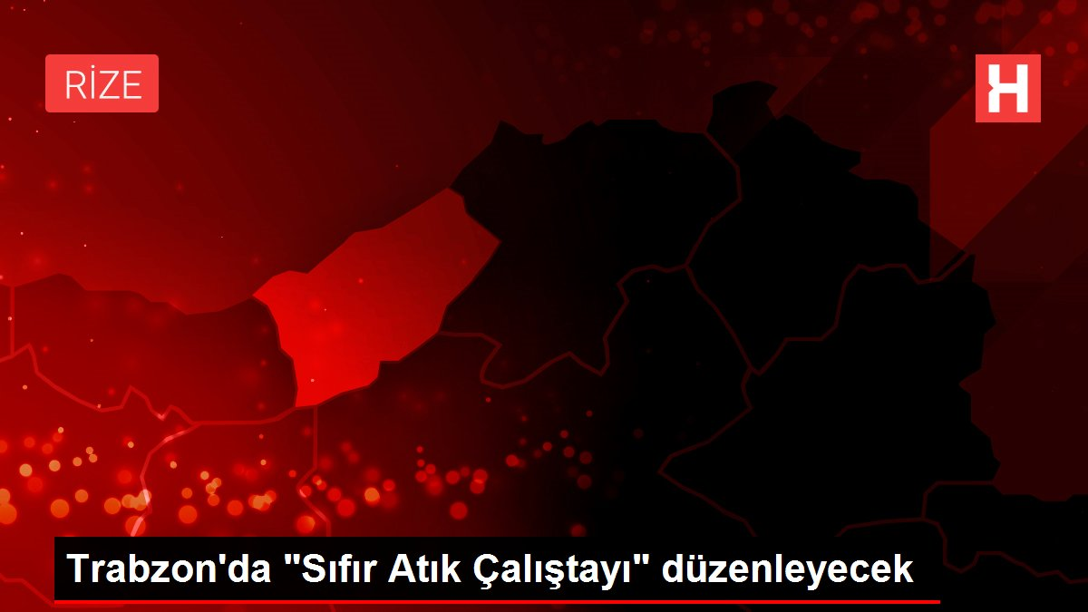 Trabzon'da