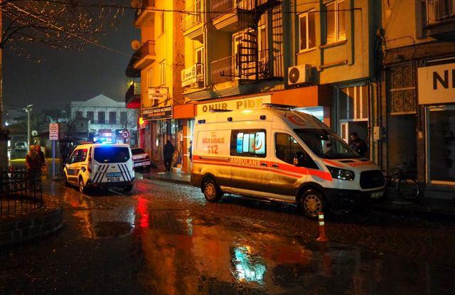 Uşak'ta bir kişi evinde ölü bulundu