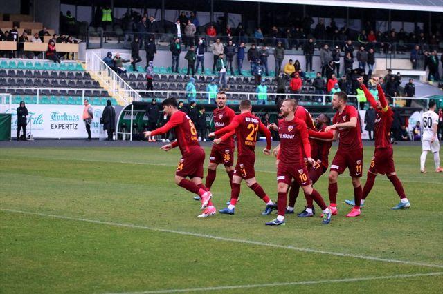 Hes Kablo Kayserispor, Yukatel Denizlispor'u deplasmanda 1-0 mağlup etti