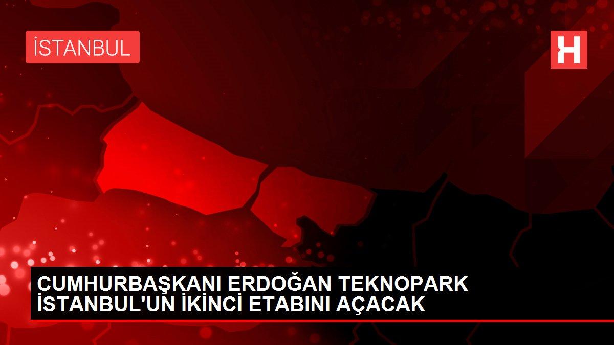 CUMHURBAŞKANI ERDOĞAN TEKNOPARK İSTANBUL'UN İKİNCİ ETABINI AÇACAK