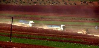 100 zırhlı Fetih Suresi'yle Suriye sınırına gitti