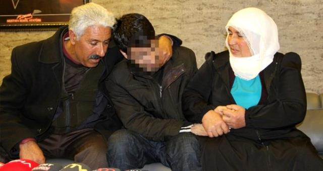 6 yıl sonra PKK'dan kaçıp gelen oğluna ilk sözleri, büyük takdir topladı: Türk adaletine güven