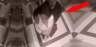 Asansörde kendisini taciz etmeye çalışan adamı etkisiz hale getirdi