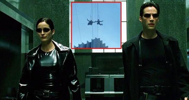 Matrix 4 filminin çekimlerinden ilk görüntüler sızdırıldı