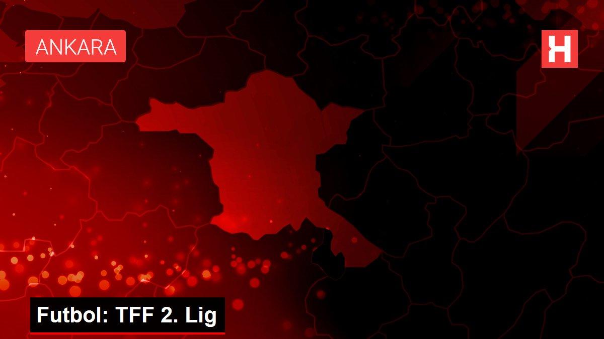 Futbol: TFF 2. Lig