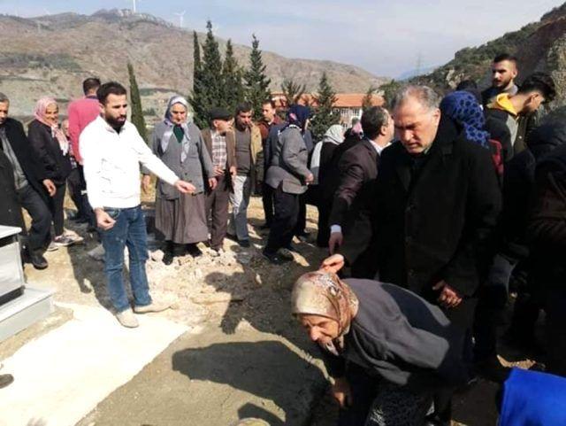 Morgda cenazeler karıştı, mezar açıldı