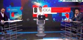 A Spor spikeri Setenay Cankat'ın görevine son verildi