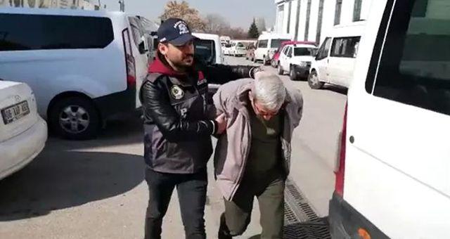 2.5 milyon TL'lik vurgun yapan 'Hurda bank' dolandırıcısı tutuklandı