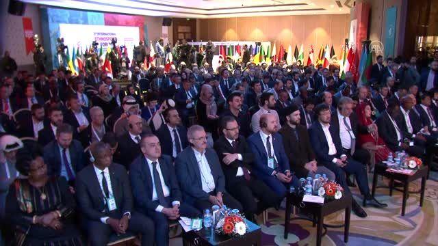 3. Uluslararası Etnospor Forumu'nun açılışı (3)