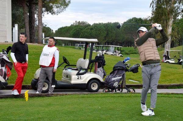 Fikret Ünlü anısına golf turnuvası