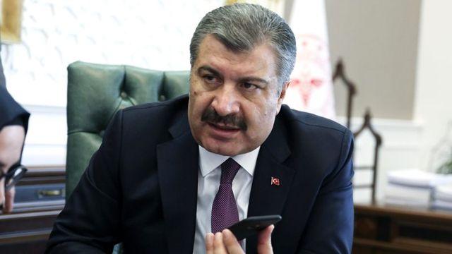 Sağlık Bakanı Koca: İran Sağlık Bakanı'na 'Kum kentini karantinaya alırsanız sınırı kapatmayız' dedim