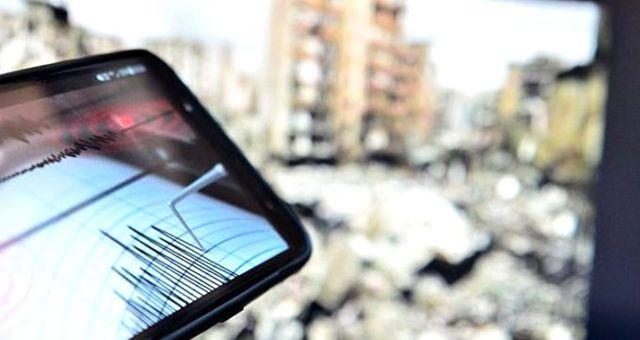 Son dakika: Manisa'nın Akhisar ilçesinde 4.8 büyüklüğünde deprem meydana geldi