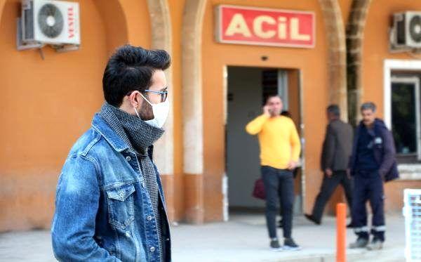 Mardin'de koronavirüs şüphesiyle karantinaya alınan Türk şoförün test sonuçları bekleniyor