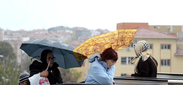Doğu Karadeniz'de kuvvetli fırtına bekleniyor!