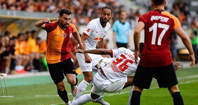 Galatasaray'da Şener ile yollar ayrılıyor