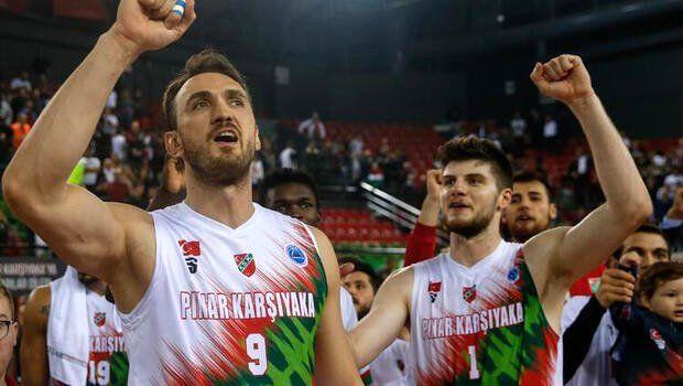 Pınar Karşıyaka 82-72 Gaziantep Basketbol