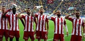 Hakan Arslan: Sivasspor, Ankaragücü'nü 3-0 yendi