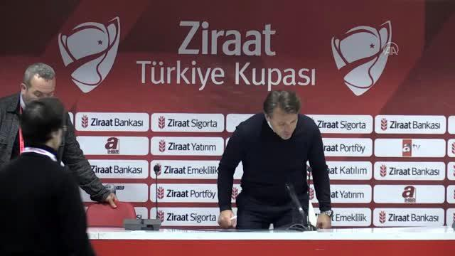 Fraport TAV Antalyaspor-Aytemiz Alanyaspor maçının ardından - Tamer Tuna