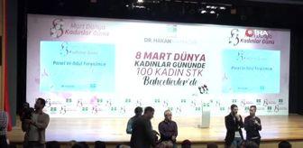 8 Mart Dünya Kadınlar Günü'nde 100 Kadın STK bir araya geldi