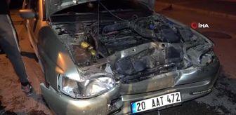 Yunus Keskin: Kaza yaptı aracını bırakıp kaçtı
