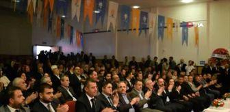 Bakan Pakdemirli AK Parti Aliağa ilçe teşkilatının 7. Olağan Kongresine katıldı