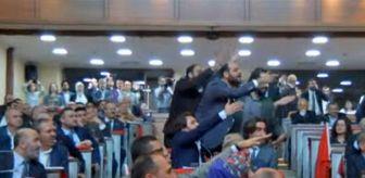 Engin Özkoç kavgası İBB Meclisi'nde de devam etti