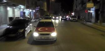 İdlib gazisini duygulandıran karşılama