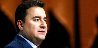 Ali Babacan'ın yeni partisi DEVA'nın oy oranıyla ilgili çarpıcı tahmin: Yüzde 4 oy alabilir