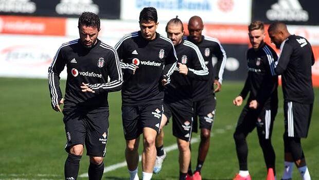 Beşiktaş'ta Caner Erkin müjdesi