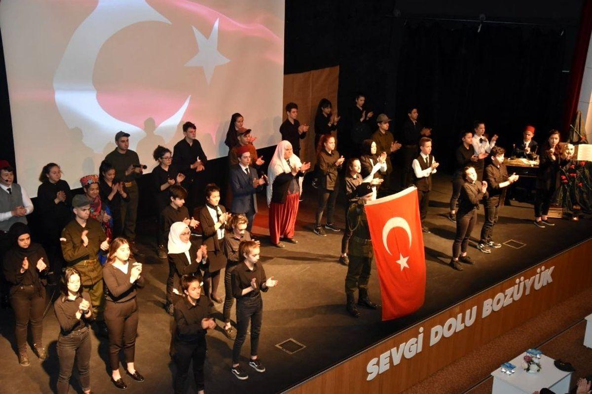 Bozuyuk Te 12 Mart Istiklal Marsi Nin Kabulu Ve Mehmet Akif Ersoy