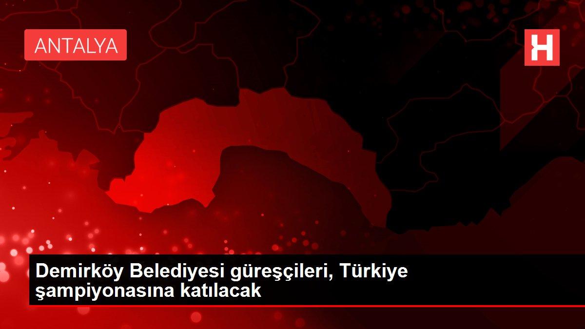 Demirköy Belediyesi güreşçileri, Türkiye şampiyonasına katılacak