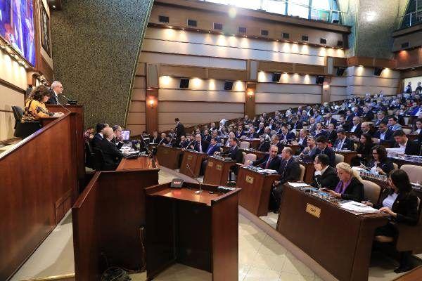 İBB Meclisi Mart ayı toplantıları sona erdi