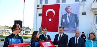 Jandarma Karakolu: Şehitleri Anma Günü ve Çanakkale Deniz Zaferi'nin 105. yıl dönümü etkinlikleri