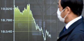 Seul: Borsalarda 2008'den beri en kötü hafta yaşanıyor