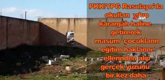 Barış Pınarı bölgesinde açılan okul sayısı 390 oldu