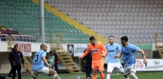 Günay Güvenç: Süper Lig: Alanyaspor: 1 - Gaziantep FK: 0 (Maç sonucu)