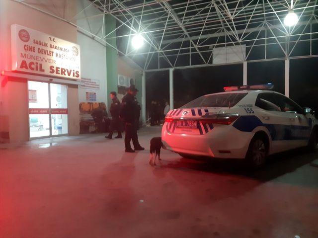 Aydın'daki bıçaklı kavgada 3 kişi yaralandı