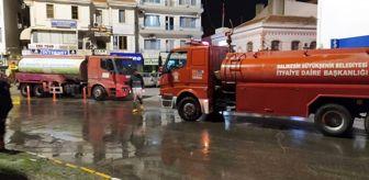 Cunda Adası: Ayvalık'ta Büyükşehir ve Ayvalık Belediyesi'nden temizlik işbirliği