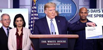 Arizona: Koronavirüs: ABD Başkanı Trump, salgının tüm yaz sürebileceğini söyledi