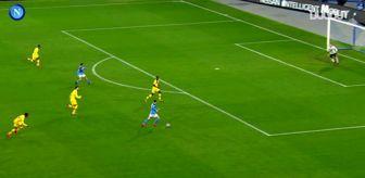 Maç Özeti: Napoli 1-1 FC Barcelona