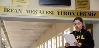 Birol Yılmaz: Öğrencileri Çanakkale'de cepheye giden okullarının tarihiyle gurur duyuyorlar