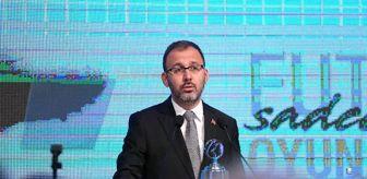 Mehmet Sepil: Bakan Kasapoğlu, başkanlarla buluşuyor