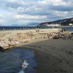 Güzelyalı sahilindeki mendirekler seyir terasına dönüştürülecek, sahil genişletilecek