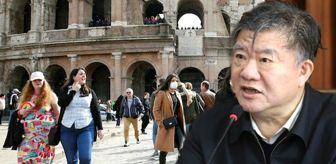 Çin Kızıl Haç Başkanı'ndan İtalya'ya uyarı: Çok gevşek bir karantina politikanız var