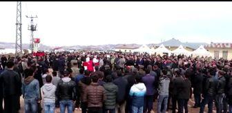 İdlib'te kalp krizi geçirerek şehit olan Sezayi Atabey son yolculuğuna uğurlandı